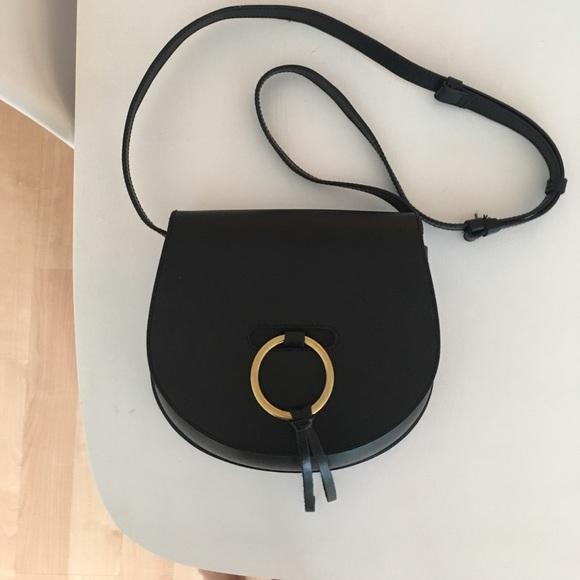 bfb729b9dbb4 Madewell Handbags - Madewell crossbody bag with hoop ring!